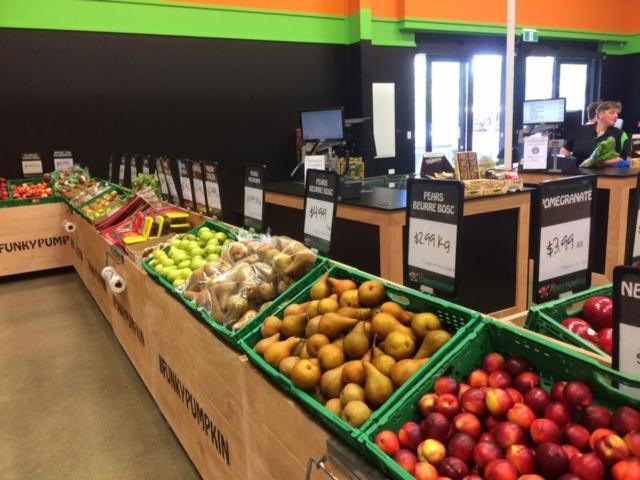 Fresh Fruit & Vegetables Gallery - Funky Pumpkin Shop