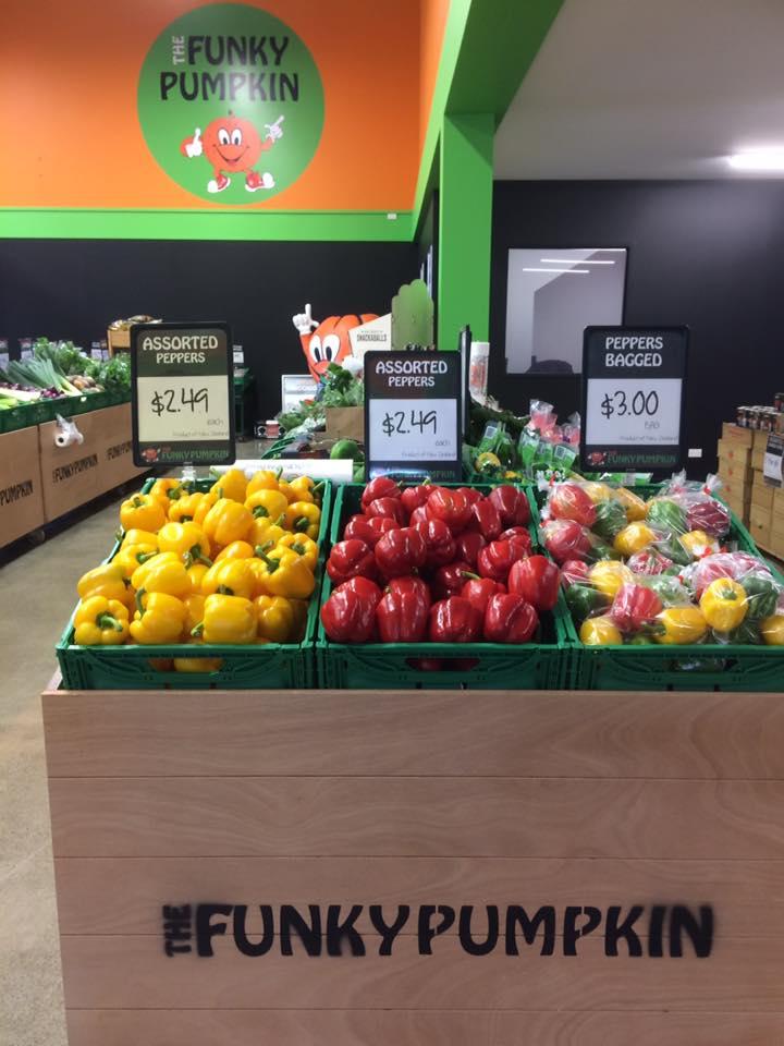 Fresh Fruit & Vegetables Gallery - Specials