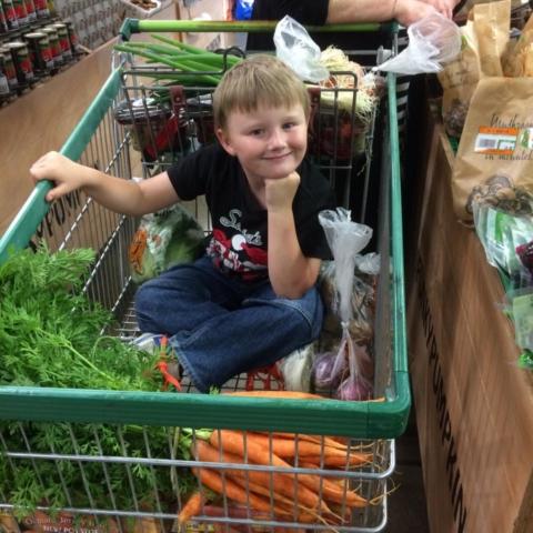 Fresh Fruit & Vegetables Gallery