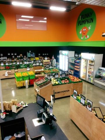 Fresh Fruit & Vegetables Gallery - Shop