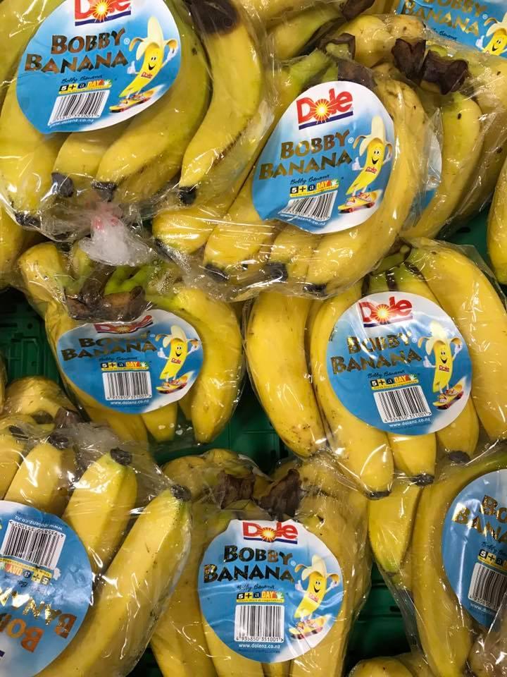 Fresh Fruit & Vegetables Gallery - Bannanas