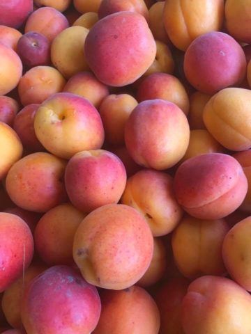 Fresh Fruit & Vegetables Gallery - Peaches